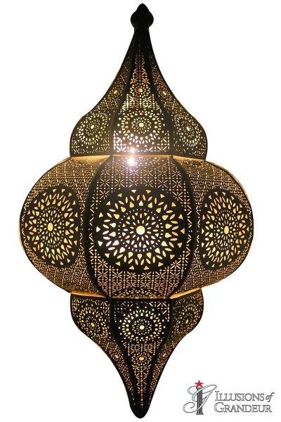Moroccan Aisha Lanterns