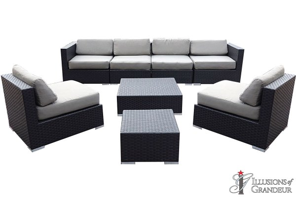 Wicker Milano Patio Furniture