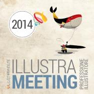 IllustraMeeting 2014 - Illustrazione di Riccardo Guasco