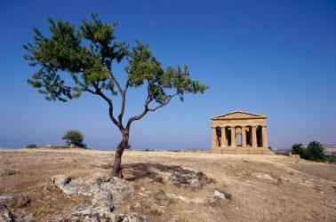 Agrigento, il Tempio della Concordia