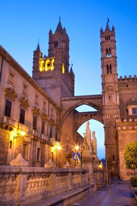 Palermo, la Cattedrale