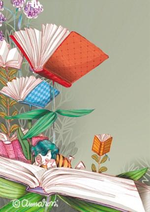 Librerie in Fiore - poster