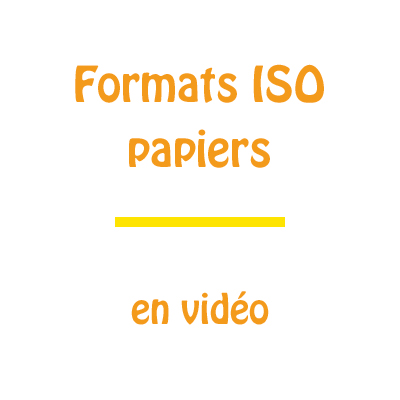 Les Formats De Papier Internationaux