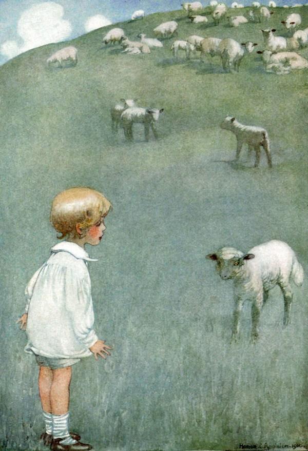 Honor Charlotte Appleton Original Art Watercolour