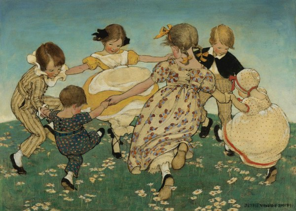 Jessie Willcox Smith - Illustration History