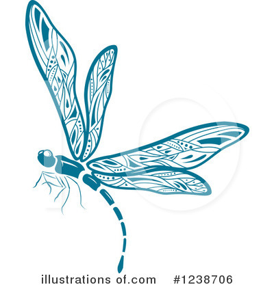 dragonfly clipart #1160412 - illustration