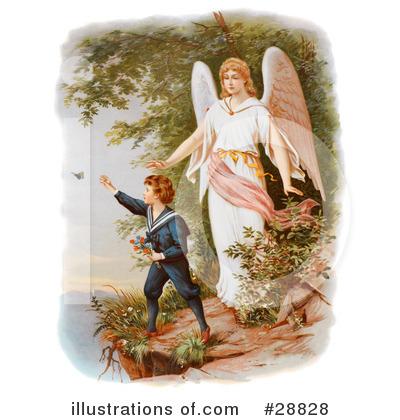 guardian angel clipart 28828