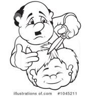 hairdresser clipart #1045211
