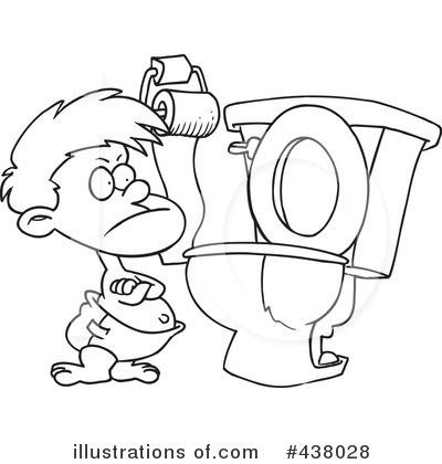Free potty training clip art