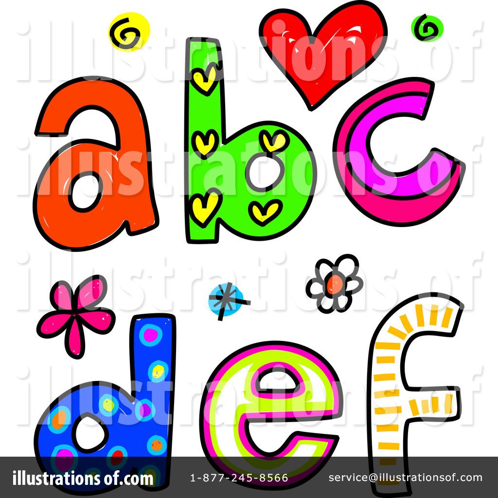 New Alphabet Template