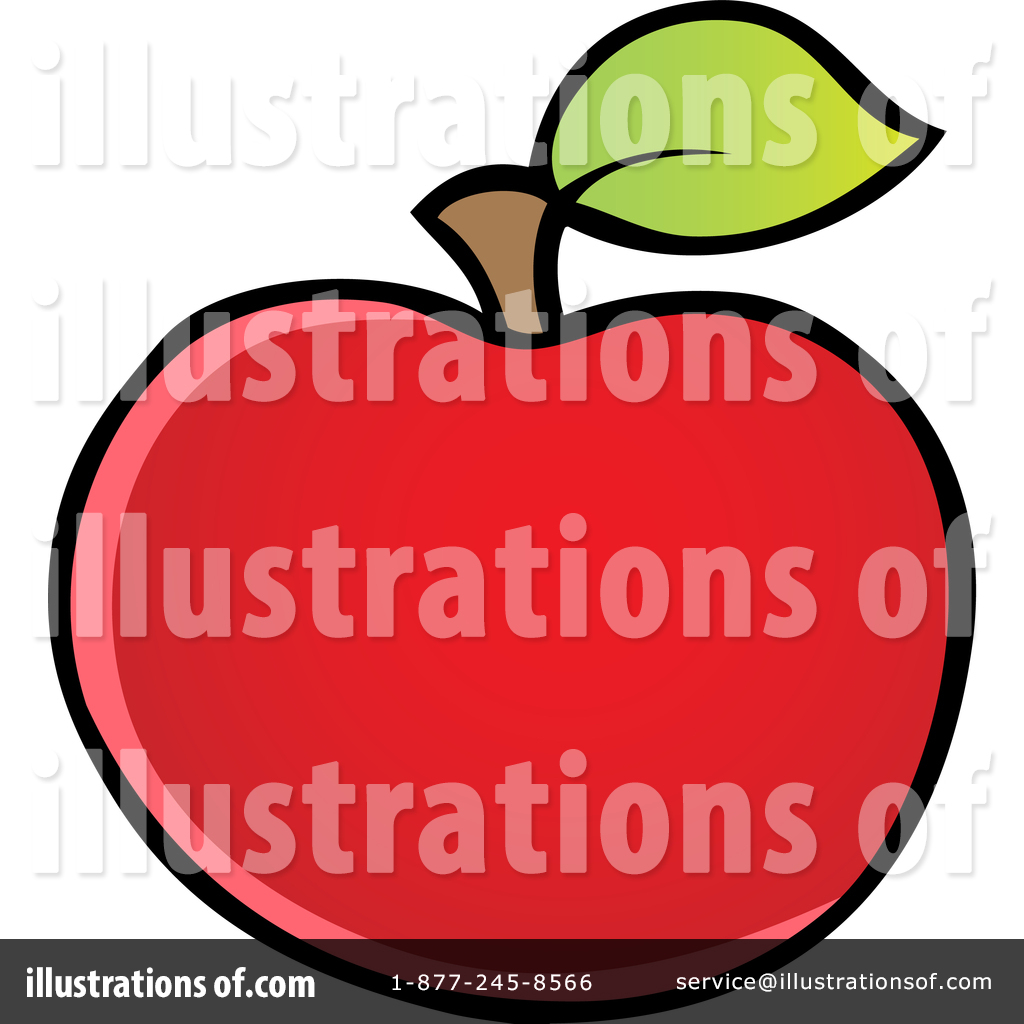 hight resolution of royalty free rf apple clipart illustration 1470534 by visekart