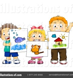 royalty free rf art class clipart illustration 432936 by bnp design studio [ 1024 x 1024 Pixel ]