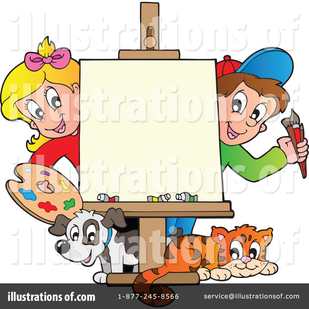 hight resolution of royalty free rf art class clipart illustration 1079390 by visekart