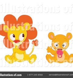 royalty free rf baby animals clipart illustration 85271 by yayayoyo [ 1024 x 1024 Pixel ]