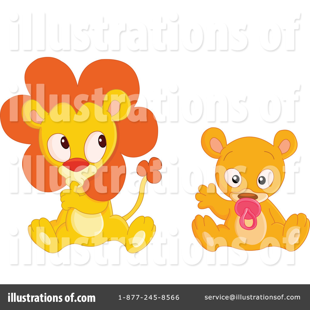hight resolution of royalty free rf baby animals clipart illustration 85271 by yayayoyo