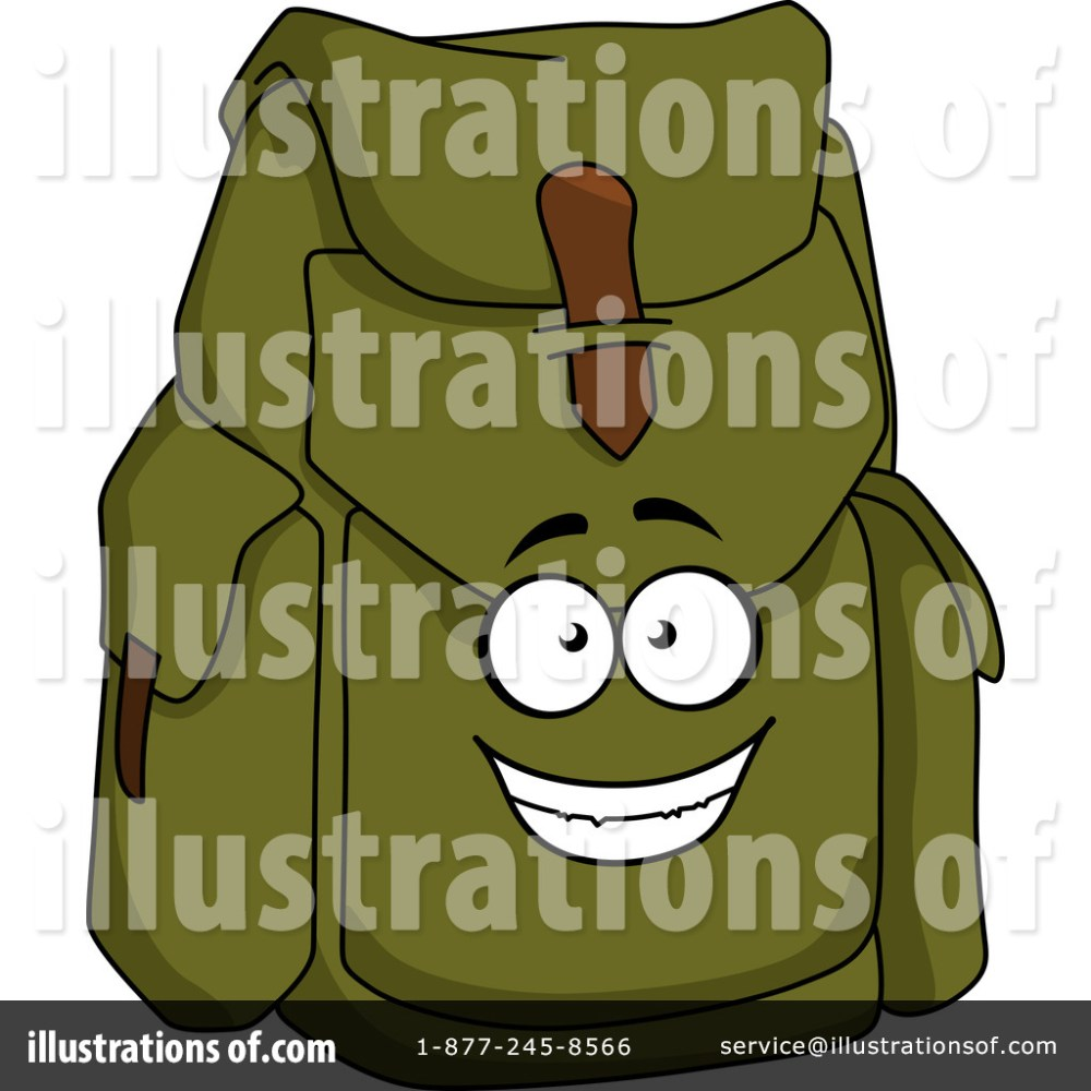 medium resolution of royalty free rf backpack clipart illustration by vector tradition sm stock sample