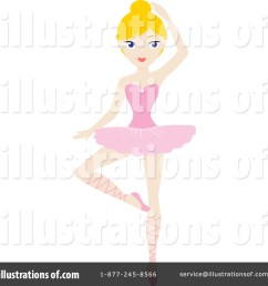 royalty free rf ballet clipart illustration 72991 by rosie piter [ 1024 x 1024 Pixel ]