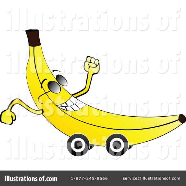 banana clipart #1107911 - illustration