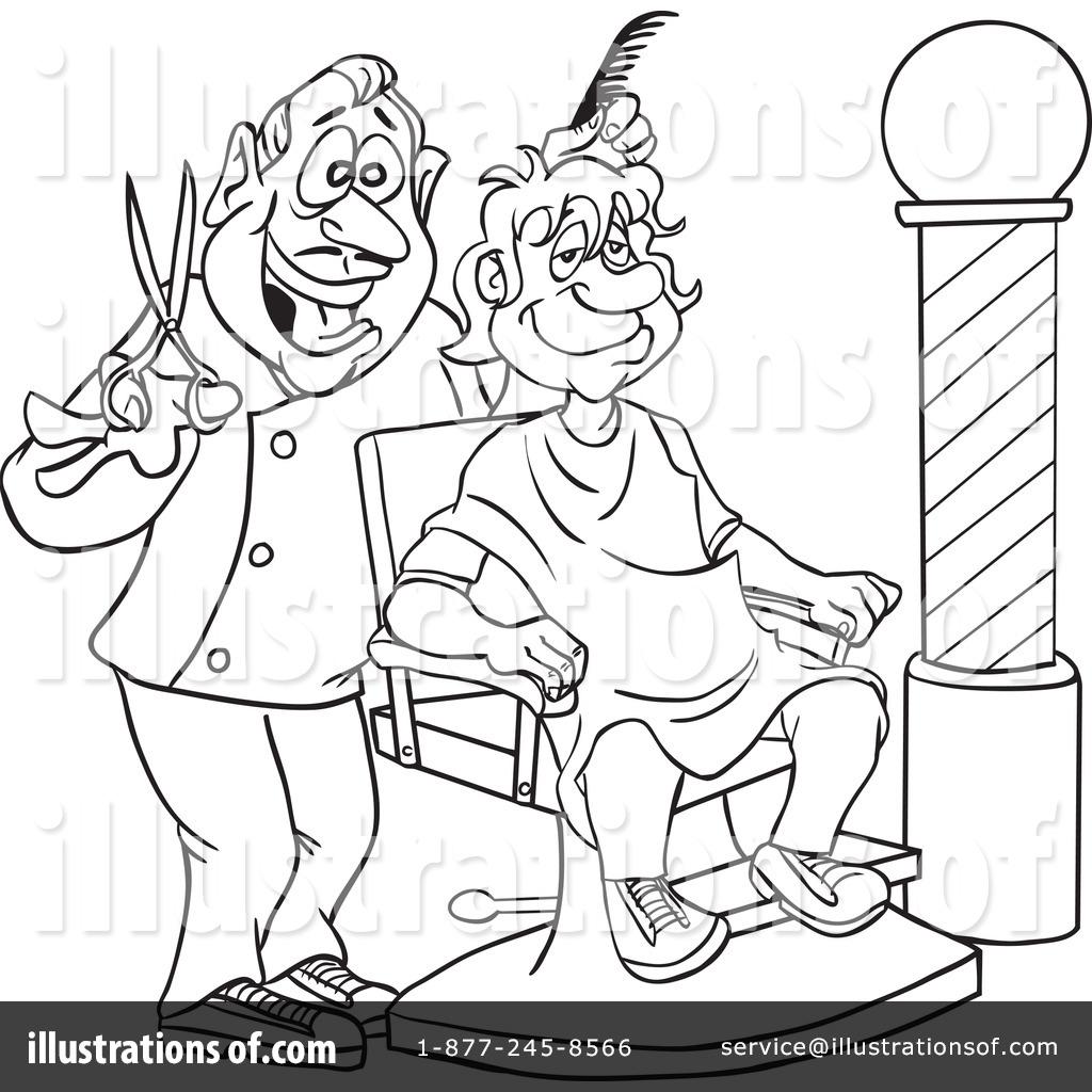 Barber Clipart