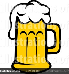royalty free rf beer clipart illustration by vector tradition sm stock sample [ 1024 x 1024 Pixel ]