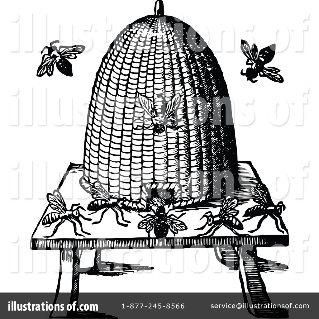 Bees Clipart