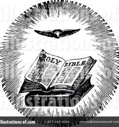 royalty free rf bible clipart illustration 1149607 by prawny vintage [ 1024 x 1024 Pixel ]