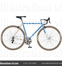 royalty free rf bike clipart illustration 1301467 by vectorace [ 1024 x 1024 Pixel ]