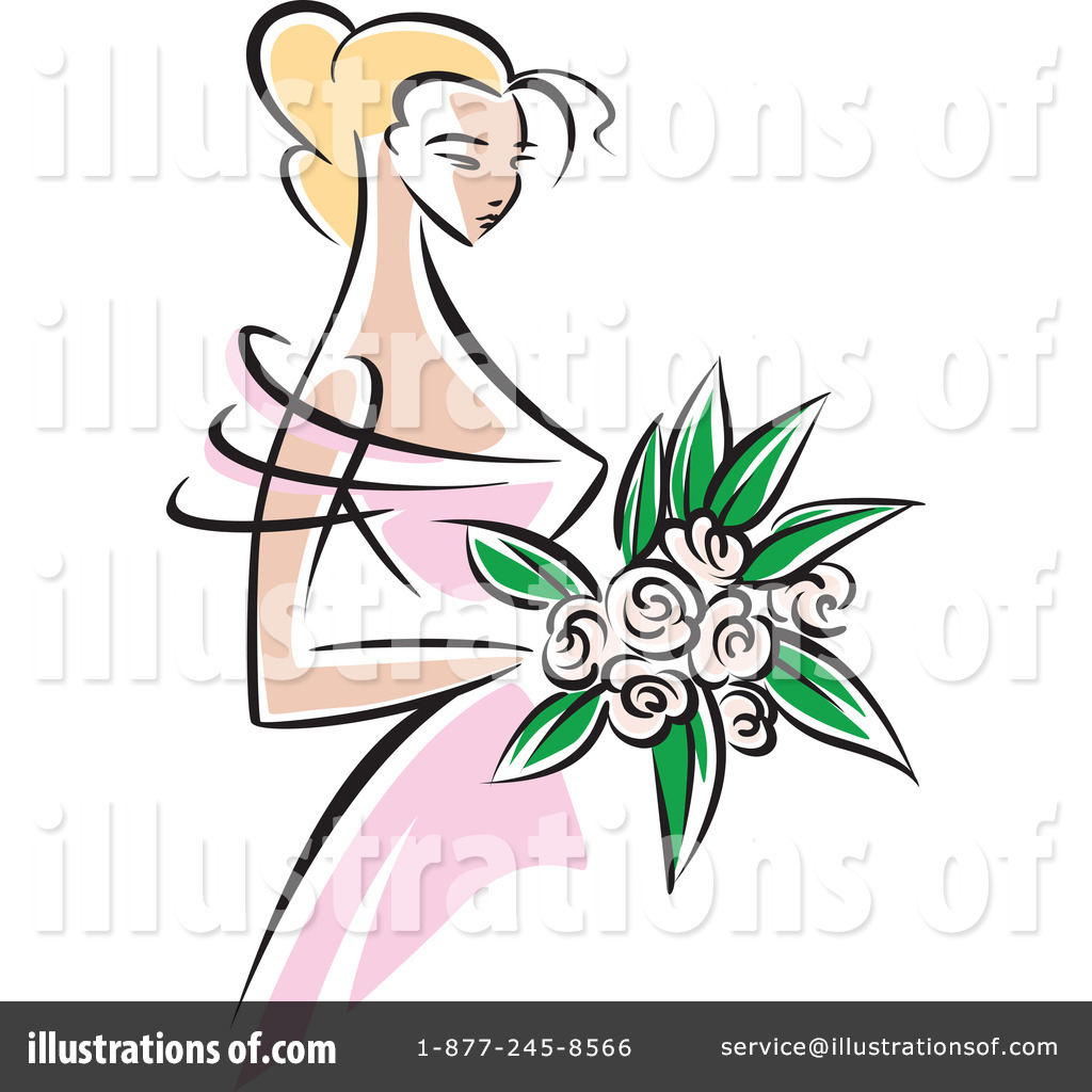 hight resolution of royalty free rf bride clipart illustration by vector tradition sm stock sample