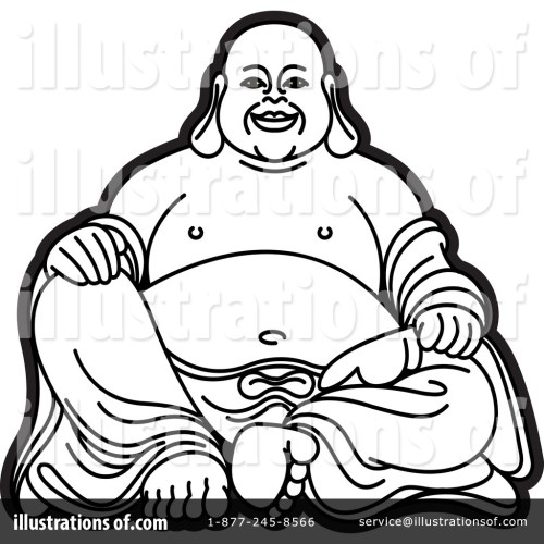 small resolution of royalty free rf buddha clipart illustration 1169744 by lal perera