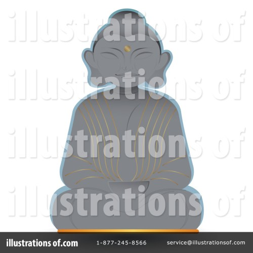 small resolution of royalty free rf buddha clipart illustration 74595 by melisende vector