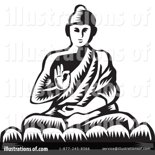 small resolution of royalty free rf buddha clipart illustration 1416310 by patrimonio