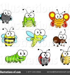 royalty free rf bug clipart illustration by vector tradition sm stock sample [ 1024 x 1024 Pixel ]