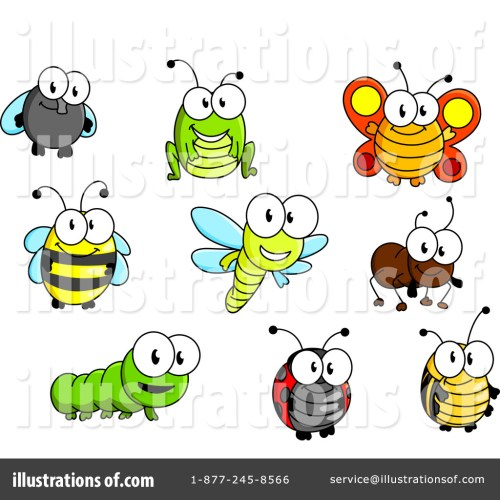 small resolution of royalty free rf bug clipart illustration by vector tradition sm stock sample