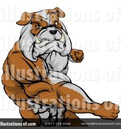 royalty free rf bulldog clipart illustration 1298465 by atstockillustration [ 1024 x 1024 Pixel ]