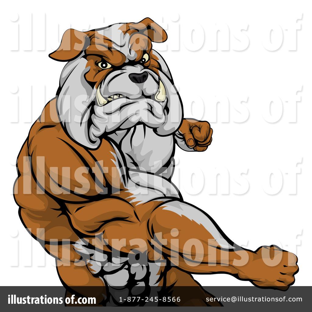 hight resolution of royalty free rf bulldog clipart illustration 1298465 by atstockillustration