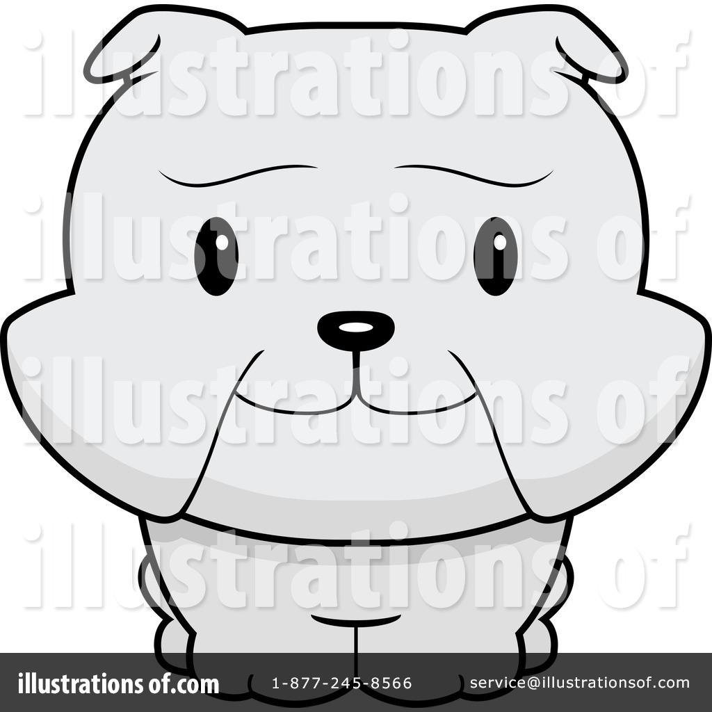 hight resolution of royalty free rf bulldog clipart illustration 94394 by cory thoman