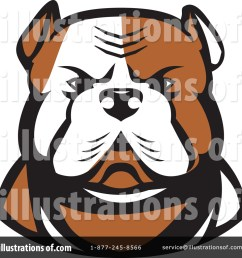royalty free rf bulldog clipart illustration 1479978 by patrimonio [ 1024 x 1024 Pixel ]