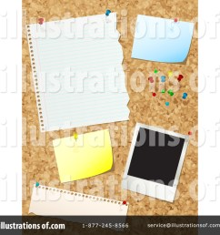 royalty free rf bulletin board clipart illustration by kj pargeter stock sample [ 1024 x 1024 Pixel ]