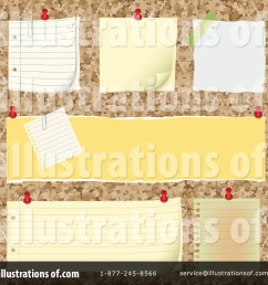 royalty free rf bulletin board clipart illustration 1071068 by vectorace [ 1024 x 1024 Pixel ]