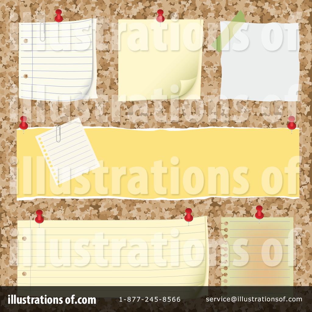hight resolution of royalty free rf bulletin board clipart illustration 1071068 by vectorace