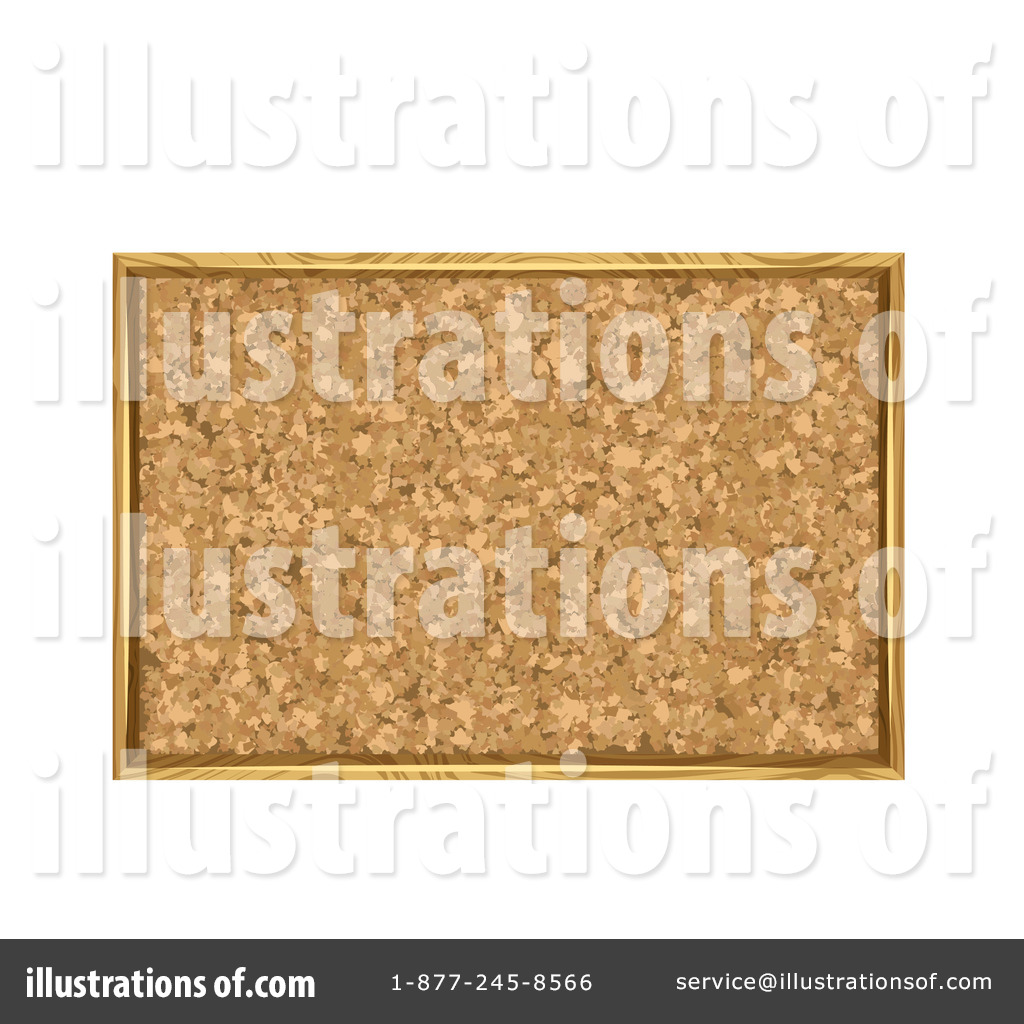 hight resolution of royalty free rf bulletin board clipart illustration 1172405 by vectorace