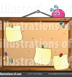 royalty free rf bulletin board clipart illustration 1067085 by visekart [ 1024 x 1024 Pixel ]