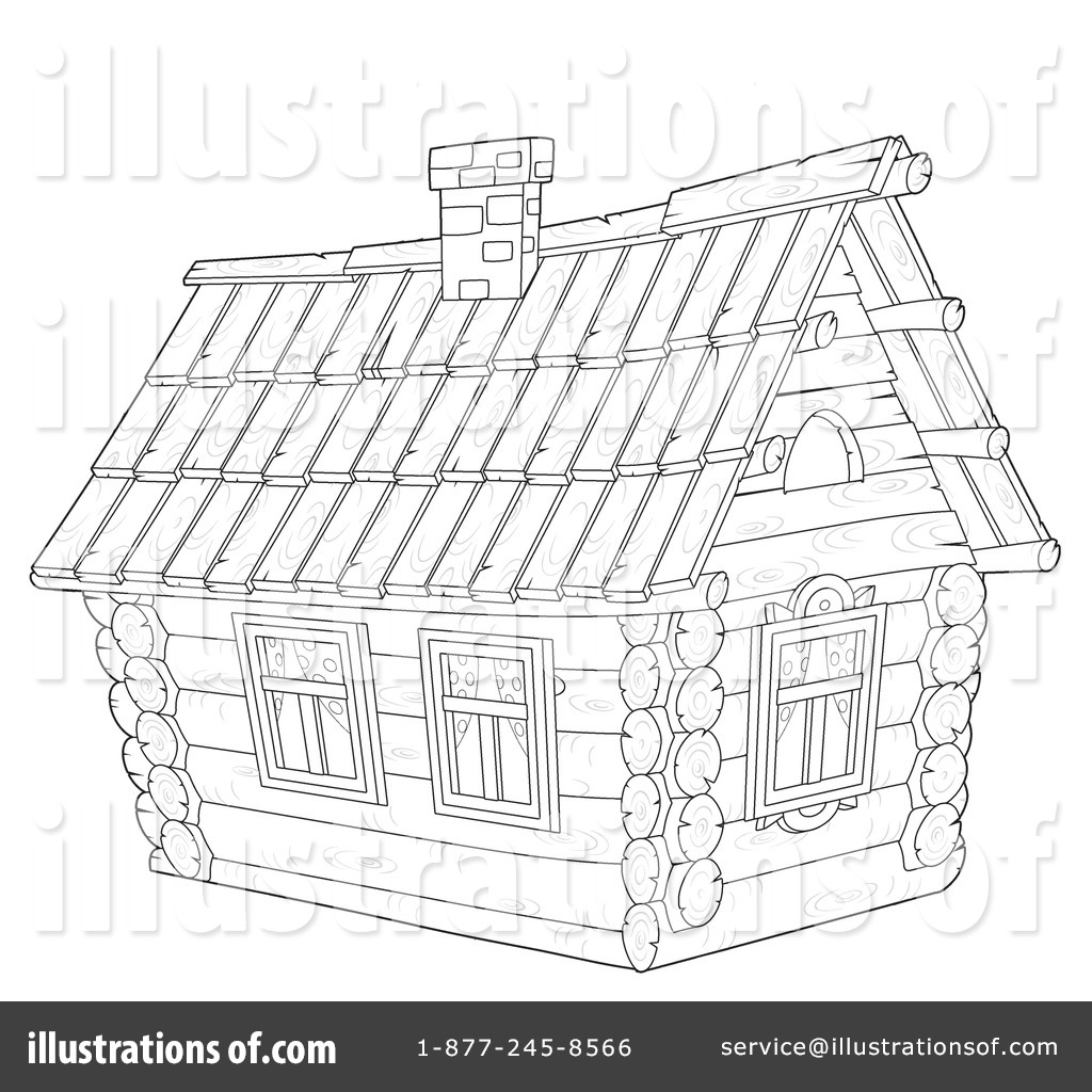 Cabin Clipart