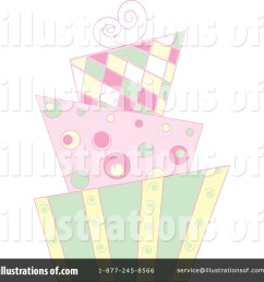 royalty free rf cake clipart illustration 1221524 by pams clipart [ 1024 x 1024 Pixel ]