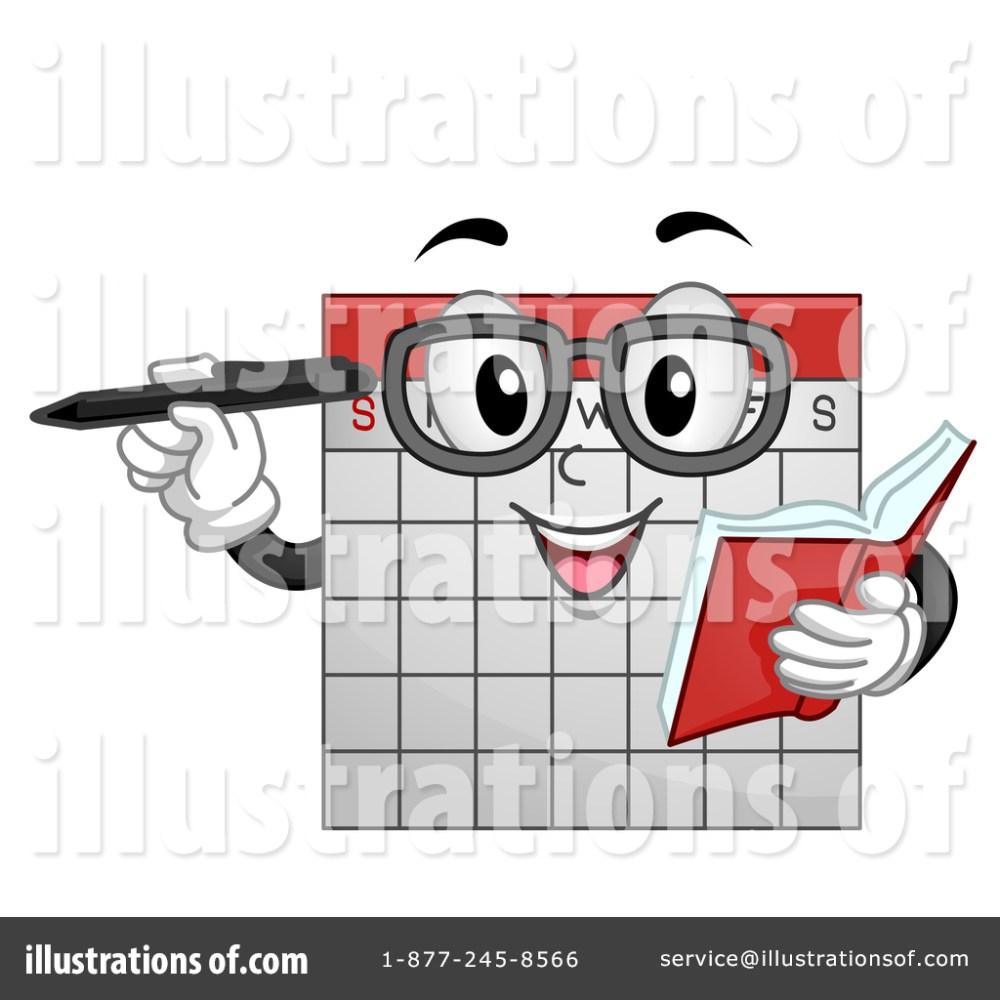 medium resolution of royalty free rf calendar clipart illustration by bnp design studio stock sample