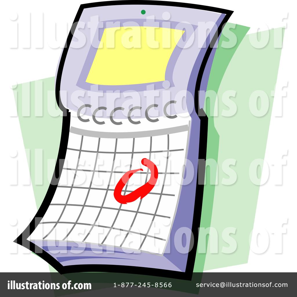 hight resolution of royalty free rf calendar clipart illustration by clip art mascots stock sample