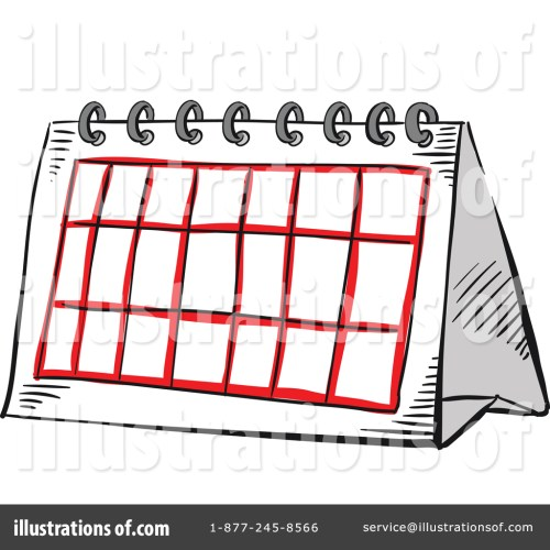 small resolution of royalty free rf calendar clipart illustration by vector tradition sm stock sample