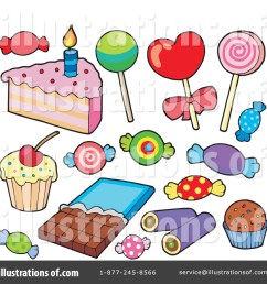royalty free rf candy clipart illustration 213194 by visekart [ 1024 x 1024 Pixel ]