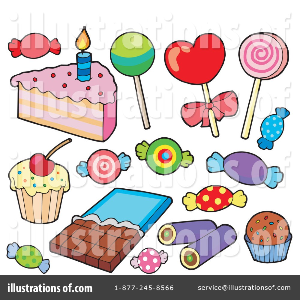medium resolution of royalty free rf candy clipart illustration 213194 by visekart