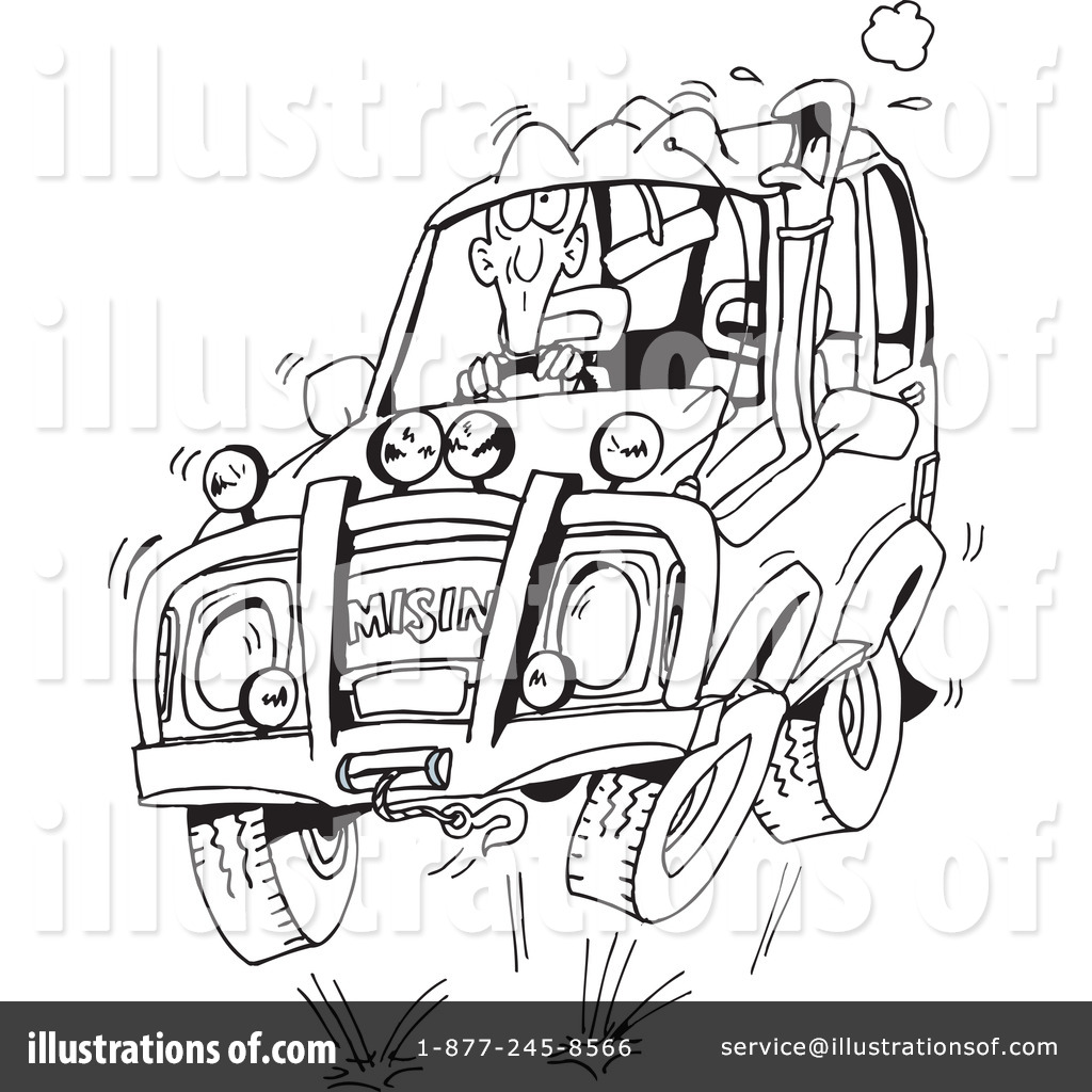 Driving An Suv